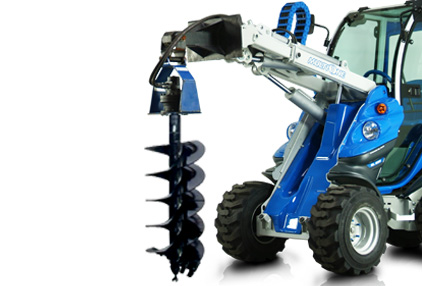mini auger for tree multione