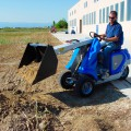 MultiOne mini loader 1 series with bucket