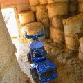 MultiOne mini loader 9 series with bale grabber2